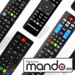TECHVISION - MANDO A DISTANCIA PARA TELEVISIÓN TECHVISION - MANDO PARA TELEVISOR COMPATIBLE CON TECHVISION