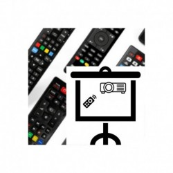 i3 - MANDO A DISTANCIA PARA PROYECTOR i3 - MANDO PARA CAÑÓN DE VIDEO i3