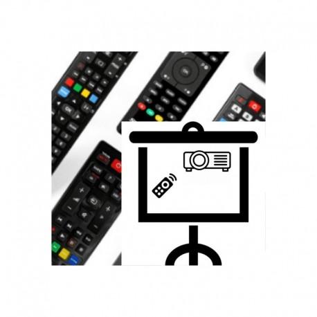 TELEX - MANDO A DISTANCIA PARA PROYECTOR TELEX - MANDO PARA CAÑÓN DE VIDEO TELEX