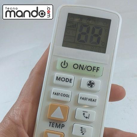 SAUNIER-DUVAL - MANDO A DISTANCIA AIRE ACONDICIONADO  100% COMPATIBLE
