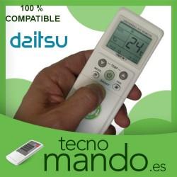 DAITSU - MANDO A DISTANCIA AIRE ACONDICIONADO 100% COMPATIBLE
