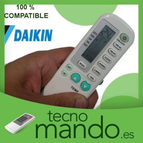 DAIKIN - MANDO A DISTANCIA AIRE ACONDICIONADO 100% COMPATIBLE