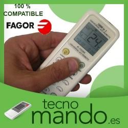 FAGOR - MANDO A DISTANCIA AIRE ACONDICIONADO 100% COMPATIBLE