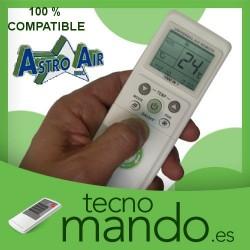 ASTRO - MANDO A DISTANCIA AIRE ACONDICIONADO  100% COMPATIBLE