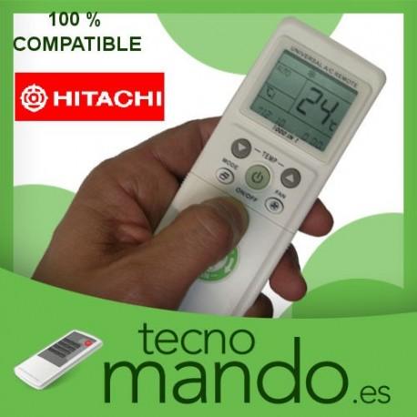 HITACHI - MANDO A DISTANCIA AIRE ACONDICIONADO  100% COMPATIBLE