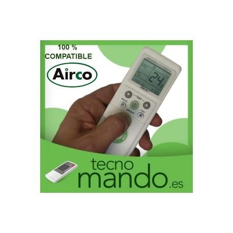 AIRCO - MANDO A DISTANCIA AIRE ACONDICIONADO 100% COMPATIBLE