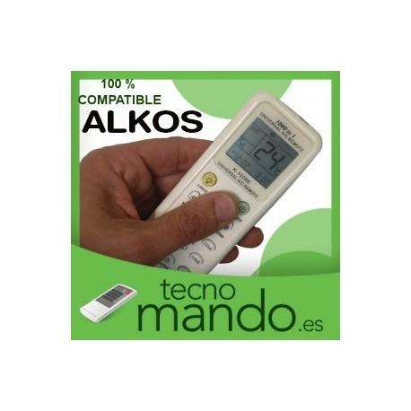 ALKOS - MANDO A DISTANCIA AIRE ACONDICIONADO 100% COMPATIBLE