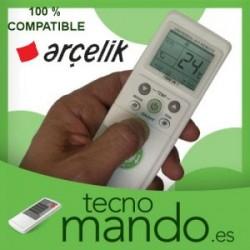 ARCELIK - MANDO A DISTANCIA AIRE ACONDICIONADO 100% COMPATIBLE