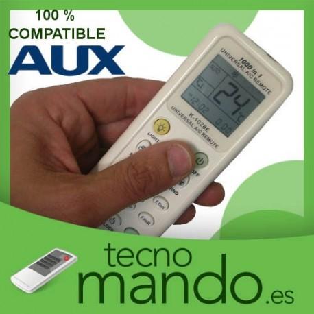 AUX - MANDO A DISTANCIA AIRE ACONDICIONADO  100% COMPATIBLE