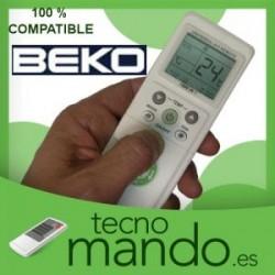 BEKO - MANDO A DISTANCIA AIRE ACONDICIONADO  100% COMPATIBLE