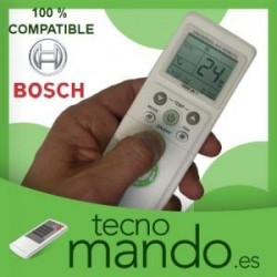 BOSCH - MANDO A DISTANCIA AIRE ACONDICIONADO 100% COMPATIBLE