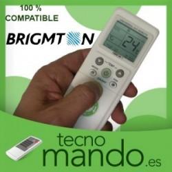 BRIGMTON - MANDO A DISTANCIA AIRE ACONDICIONADO 100% COMPATIBLE