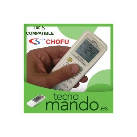 CHOFU - MANDO A DISTANCIA AIRE ACONDICIONADO  100% COMPATIBLE