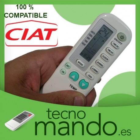 CIAT - MANDO A DISTANCIA AIRE ACONDICIONADO 100% COMPATIBLE