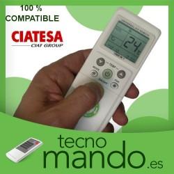 CIATESA - MANDO A DISTANCIA AIRE ACONDICIONADO  100% COMPATIBLE