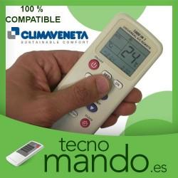 CLIMAVENETA - MANDO A DISTANCIA AIRE ACONDICIONADO  100% COMPATIBLE