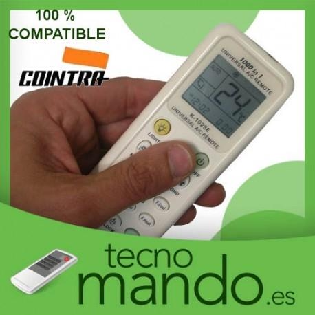 COINTRA - MANDO A DISTANCIA AIRE ACONDICIONADO  100% COMPATIBLE