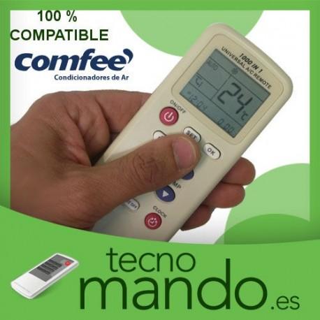 COMFEE - MANDO A DISTANCIA AIRE ACONDICIONADO 100% COMPATIBLE