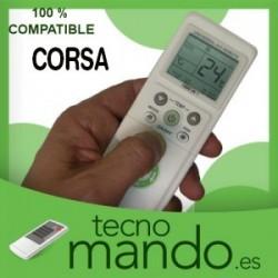 CORSA - MANDO A DISTANCIA AIRE ACONDICIONADO  100% COMPATIBLE