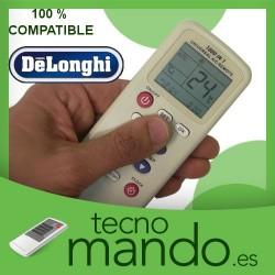 DELONGHI - MANDO A DISTANCIA AIRE ACONDICIONADO 100% COMPATIBLE