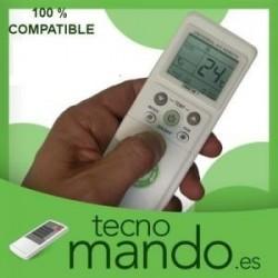 DICAIR - MANDO A DISTANCIA AIRE ACONDICIONADO  100% COMPATIBLE