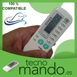 DOLPHIN - MANDO A DISTANCIA AIRE ACONDICIONADO 100% COMPATIBLE