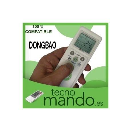 DONGBAO - MANDO A DISTANCIA AIRE ACONDICIONADO 100% COMPATIBLE