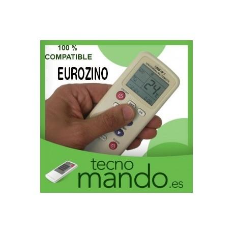 EUROZINO - MANDO A DISTANCIA AIRE ACONDICIONADO  100% COMPATIBLE