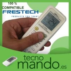 FRESTECH - MANDO A DISTANCIA AIRE ACONDICIONADO  100% COMPATIBLE