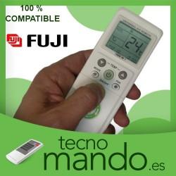 FUJI - MANDO A DISTANCIA AIRE ACONDICIONADO 100% COMPATIBLE