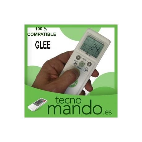 GLEE - MANDO A DISTANCIA AIRE ACONDICIONADO  100% COMPATIBLE