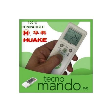 HUAKE - MANDO A DISTANCIA AIRE ACONDICIONADO  100% COMPATIBLE