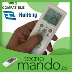 HUIFENG - MANDO A DISTANCIA AIRE ACONDICIONADO  100% COMPATIBLE