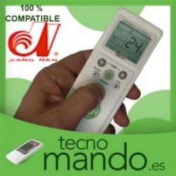 JIANGNAN - MANDO A DISTANCIA AIRE ACONDICIONADO 100% COMPATIBLE