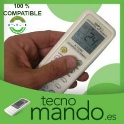 JINSONG - MANDO A DISTANCIA AIRE ACONDICIONADO  100% COMPATIBLE