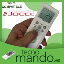 JOCEL - MANDO A DISTANCIA AIRE ACONDICIONADO  100% COMPATIBLE