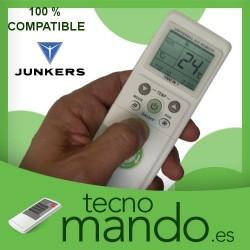 JUNKERS - MANDO A DISTANCIA AIRE ACONDICIONADO 100% COMPATIBLE