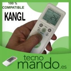 KANGL - MANDO A DISTANCIA AIRE ACONDICIONADO 100% COMPATIBLE