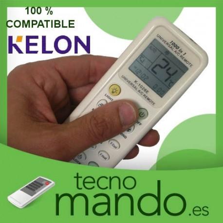 KELON - MANDO A DISTANCIA AIRE ACONDICIONADO  100% COMPATIBLE