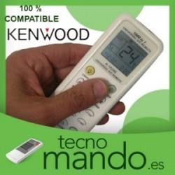 KENWOOD - MANDO A DISTANCIA AIRE ACONDICIONADO 100% COMPATIBLE