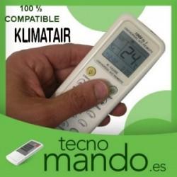 KLIMATAIR - MANDO A DISTANCIA AIRE ACONDICIONADO 100% COMPATIBLE