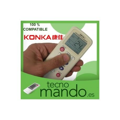 KONKA - MANDO A DISTANCIA AIRE ACONDICIONADO  100% COMPATIBLE