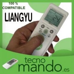 LIANGYU - MANDO A DISTANCIA AIRE ACONDICIONADO 100% COMPATIBLE
