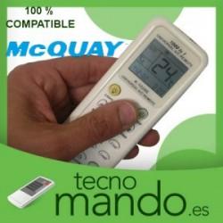 MACQUAY - MANDO A DISTANCIA AIRE ACONDICIONADO 100% COMPATIBLE