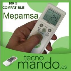 MEPAMSA - MANDO A DISTANCIA AIRE ACONDICIONADO  100% COMPATIBLE