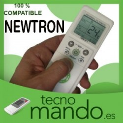 NEWTRON - MANDO A DISTANCIA AIRE ACONDICIONADO 100% COMPATIBLE