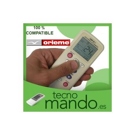 ORIEME - MANDO A DISTANCIA AIRE ACONDICIONADO  100% COMPATIBLE