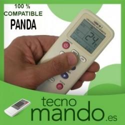 PANDA - MANDO A DISTANCIA AIRE ACONDICIONADO 100% COMPATIBLE