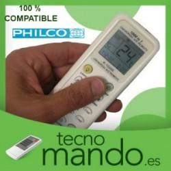 PHILCO - MANDO A DISTANCIA AIRE ACONDICIONADO 100% COMPATIBLE