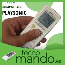 PLAYSONIC - MANDO A DISTANCIA AIRE ACONDICIONADO 100% COMPATIBLE